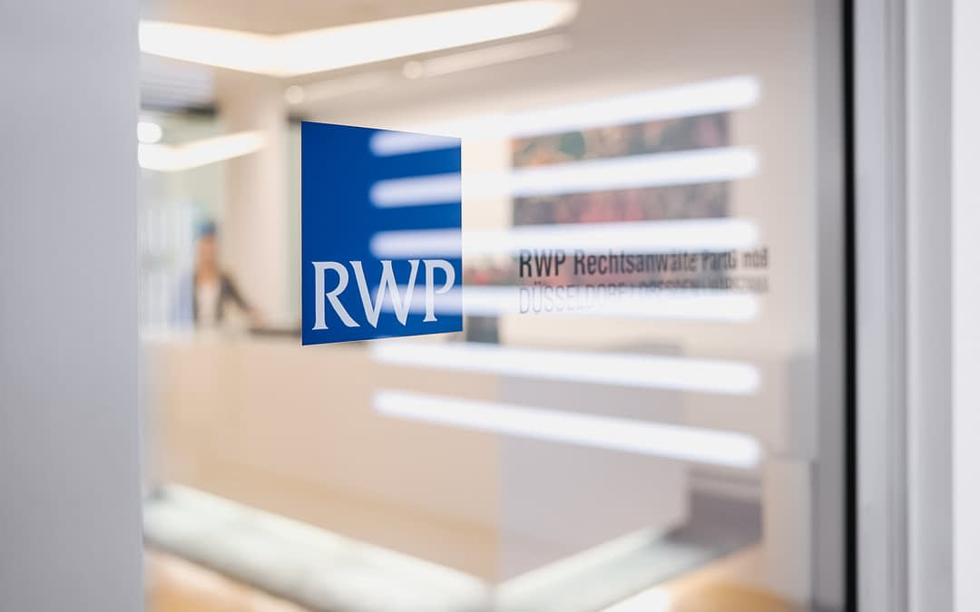 Firmenportrait und Mitarbeiterfotos für RWP Rechtsanwälte